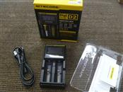 NITECORE DIGI CHARGER D2 - VERY GOOD CONDITION